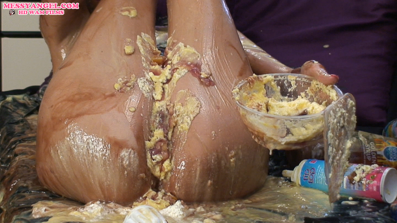 Wam Messy Food Slime Gunge Videos and Gay Porn